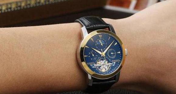 Правильно заводити годинник. Відмінні риси механічних годинників. Заведення  годинника на руці 68ed9cdba4ec9